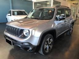 Jeep Renegade Flex completo com garantia de motor e câmbio