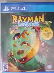 Título do anúncio: Rayman Legends Ps4