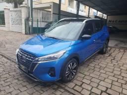 Título do anúncio: Nissan Kicks Exclusive - Flex - Automática - 2022
