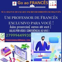 Título do anúncio: Aulas de francês