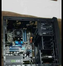 Título do anúncio: Computador gamer AMD Fx 8320e, 16gb ram ddr3