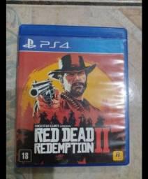 Título do anúncio: Red Dead Redemption 2 ps4