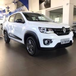 Renault Kwid INTENSE 1.0 FLEX 12V 5P MEC. 4P