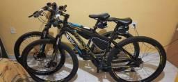 Título do anúncio: Bike aro 29 quadro alumínio