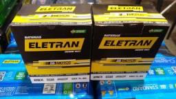 Bateria Eletran 7 amperes moto