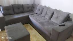 Vendo este sofá de canto 6 lugares