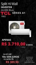 Título do anúncio: Ar condicionado venda e instalação