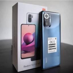 Título do anúncio: Redmi Note 10S versão global com NFC
