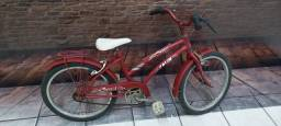 Bicicleta caloi pra criança