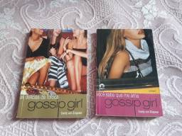 Título do anúncio: Coleção Gossip Girl volume 1 e 2, Cecily von Ziegesar