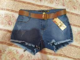 Título do anúncio: Shorts Jeans Feminino