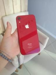 Título do anúncio: IPHONE XR RED
