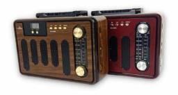 Título do anúncio: Rádio Retrô C/ AM e FPortátil Cadillac