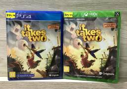IT TAKES TWO - PS4 / XBOX ONE