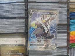 Card Pokemon Urshifu V Golpe FLuido