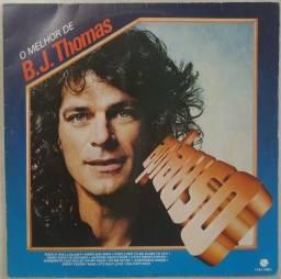 Título do anúncio: Lp O Melhor De B J Thomas 1984 Série Aplauso Columbia, disco de Vinil
