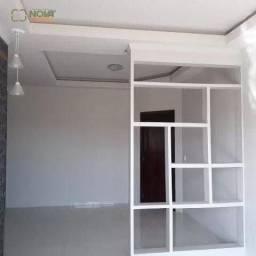 Apartamento com 2 dormitórios à venda por R$ 250.000,00 - Jardim Belo Horizonte - Sinop/MT