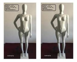 Título do anúncio: Vendo manequins feminina