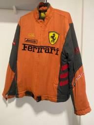 Blusa Ferrari original. Tamanho M/G.