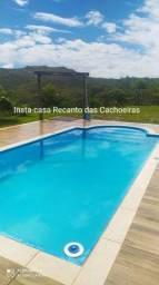 Título do anúncio: Casa Recanto das Cachoeiras vilarejo chapada lavras novas