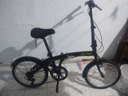 Bicicleta Dobrável Eco +