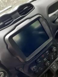 Multimídia original jeep renegade