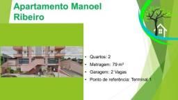 apartamento condomínio manoel ribeiro - R$ 200 mil