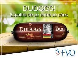 Alimento Dudogs Super Premium   Adultos Raças Pequenas, Médias e Grandes