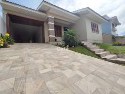 Título do anúncio: Casa cm 147 m² ,03 dormitórios (1 suíte), 02 banheiros, 2 vagas de garagem e pátio.