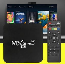 Título do anúncio: Tv box 256 gigas Trasnforme já  há  sua tv em smart