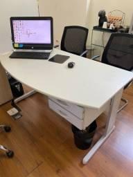 Título do anúncio: Kit móveis escritório ou consultório