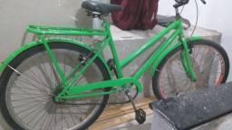 Título do anúncio: Bicicleta feminina aero 26 nova completa