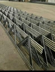 Treliças , Malhas e Blocos de concreto