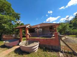 Título do anúncio: Casa, chácara, 3 dormitórios, 2 banheiros, piscina, garagem