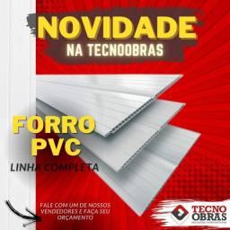 Forro de PVC Double Fris Versati Branco 21,00 m² -(0,07 x 0,20 x 6m)