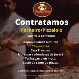 Título do anúncio: Forneiro/ Pizzaiolo