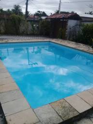 Faço manutenção de piscina