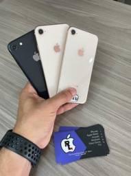 Título do anúncio: iPhone 8 / muito lindo /64gb / semi