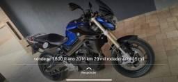 Título do anúncio: Vende- se F800 2016 top
