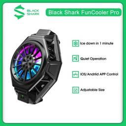 Cooler profissional Black shark pro . Top. Estou vendendo preço abaixo do mercado
