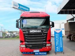 SCANIA R-440 A 8x2 2p (diesel)(E5) R-440 A 8x2 2p (diesel)(E5) 2013/2014 Via Trucks | Unid