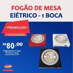 Título do anúncio: Fogão Elétrico 1 Boca ? Entrega grátis