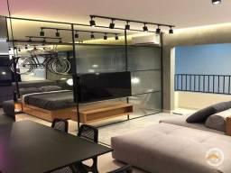 Apartamento à venda com 1 dormitórios em Setor bueno, Goiânia cod:3606