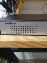Switch Intelbras SF 2400 QR