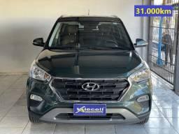 Título do anúncio: Hyundai Creta Pulse 1.6 automática 2017, apenas 31.000km