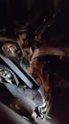 Motor Passat Alemão Revisado Muito Otimo