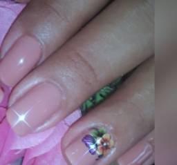 Título do anúncio: Procuro manicure