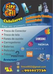 Tela Celular - A. Técnica, Troca de tela
