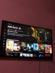 Título do anúncio: Smart tv LG 43 plgds