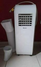 Título do anúncio: Ar-condicionado portatil